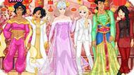 Игра Принцессы Диснея: Свадебный Переполох
