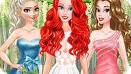 Игра Принцессы Диснея: Свадебный Планер