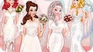 Игра Принцессы Диснея: Свадебный Салон