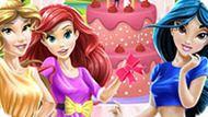 Игра Принцессы Диснея: Свадебный Торт Для Жасмин