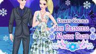 Игра Принцессы Диснея: Свидание Принцессы Эльзы