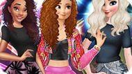 Игра Принцессы Диснея: Тайная Жизнь