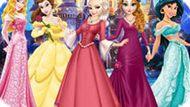 Игра Принцессы Диснея: Тематический Парк