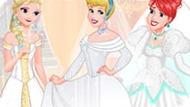 Игра Принцессы Диснея: Тройная Свадьба