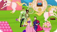 Игра Принцессы Диснея: Уборка После Свадьбы