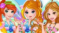 Игра Принцессы Диснея В Клубе Винкс