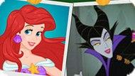Игра Принцессы Диснея В Образе Злодеев