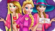 Игра Принцессы Диснея В Торговом Центре