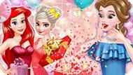 Игра Принцессы Диснея: Вечеринка Для Невесты