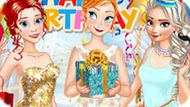 Игра Принцессы Диснея: Вечеринка Сюрприз