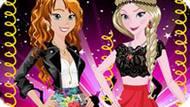 Игра Принцессы Диснея: Вечеринка В Колледже