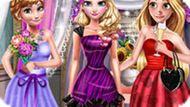 Игра Принцессы Диснея: Вечерний Макияж Эльзы