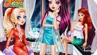 Игра Принцессы Диснея: Веселая Ночь
