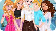Игра Принцессы Диснея: Веселый Фестиваль