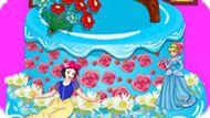 Игра Принцессы Диснея: Весенний Торт