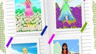 Игра Принцессы Диснея: Весенняя Фотосессия