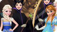 Игра Принцессы Диснея: Волшебное Зеркало