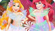 Игра Принцессы Диснея: Волшебные Феи