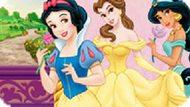 Игра Принцессы Диснея: Волшебный Сад