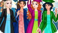 Игра Принцессы Диснея: Выпускной 2017