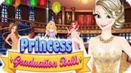 Игра Принцессы Диснея: Выпускной Бал Эльзы