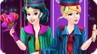 Игра Принцессы Диснея: Выпускной