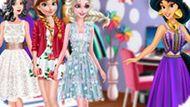 Игра Принцессы Диснея: Жасмин Снапчат Дива