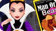 Игра Принцессы Диснея: Журнал Сплетен Злой Королевы