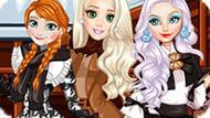 Игра Принцессы Диснея: Зимние Дни