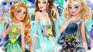 Игра Принцессы Диснея: Зимние Феи