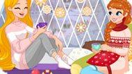 Игра Принцессы Диснея: Зимние Истории