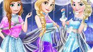 Игра Принцессы Диснея: Зимний Бал