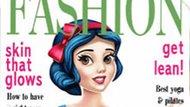 Игра Принцессы На Обложке Журнала Моды