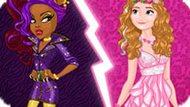 Игра Принцессы Против Монстров: Показ Моды