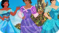 Игра Принцы В Одежде Принцесс Диснея