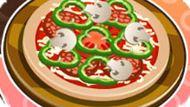 Игра Простой Рецепт Пиццы