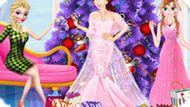Игра Рождество Принцесс Диснея