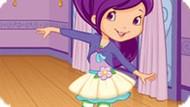 Игра Шарлотта Земляничка 3: Танцы Сливки