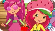 Игра Шарлотта Земляничка 4: Движения Сливки