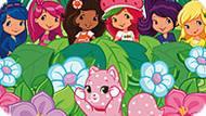 Игра Шарлотта Земляничка: День Покупок