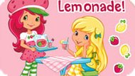 Игра Шарлотта Земляничка Готовит Лимонад