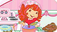 Игра Шарлотта Земляничка: Конкурс На Лучший Пирог