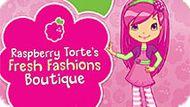 Игра Шарлотта Земляничка: Модный Магазин Малинки