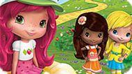 Игра Шарлотта Земляничка: Найди Числа