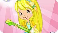 Игра Шарлотта Земляничка: Рок-Звезда Лимонка