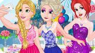 Игра Спешка Принцесс Диснея