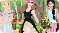 Игра Свадьба Принцесс Диснея