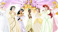 Игра Тест: Твое Свадебное Платье Принцессы Диснея