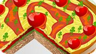 Игра Украшать Пиццу