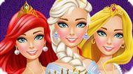 Игра Выглядеть Как Принцесса Диснея